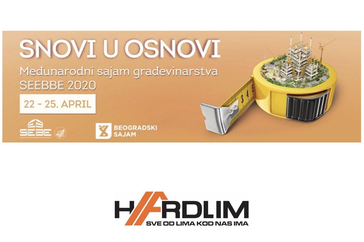 Hardlim 46 Međnarodni sajam građevinarstva u Beogradu