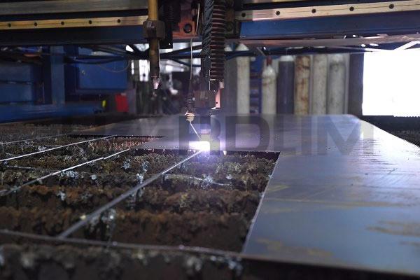 CNC gasno sečenje