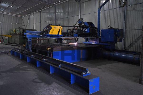 CNC plazma sečenje
